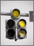 Trafikklys-fargeblind